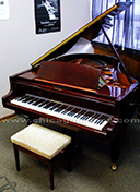 Used Bosendorfer parlor grand piano from Chicago Pianos .com