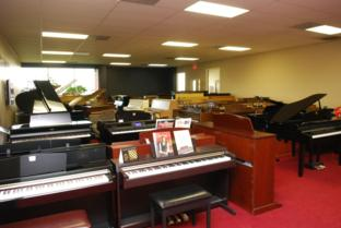 Digital & Used Piano Showroom