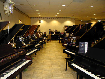 piano store showroom in new york, new jersey, connecticut, pennsylvania, and massachusetts