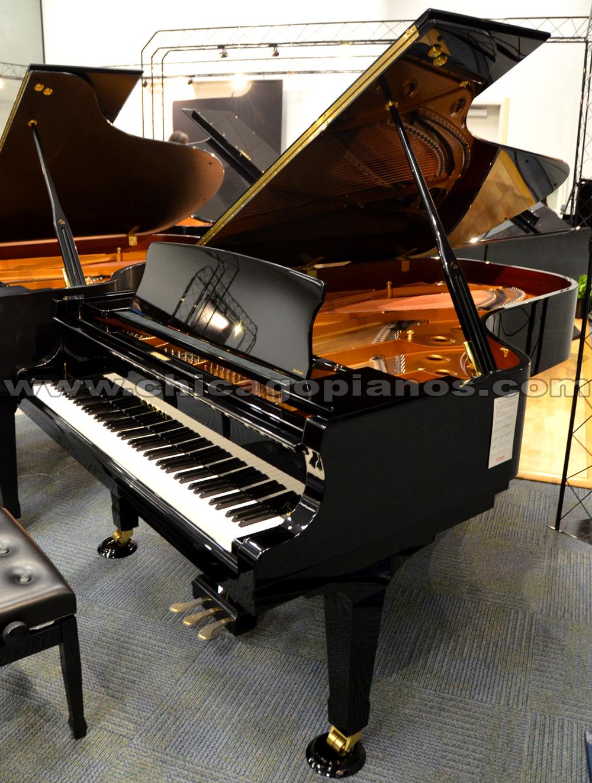 kawai grand pianos from chicago pianos com. Black Bedroom Furniture Sets. Home Design Ideas