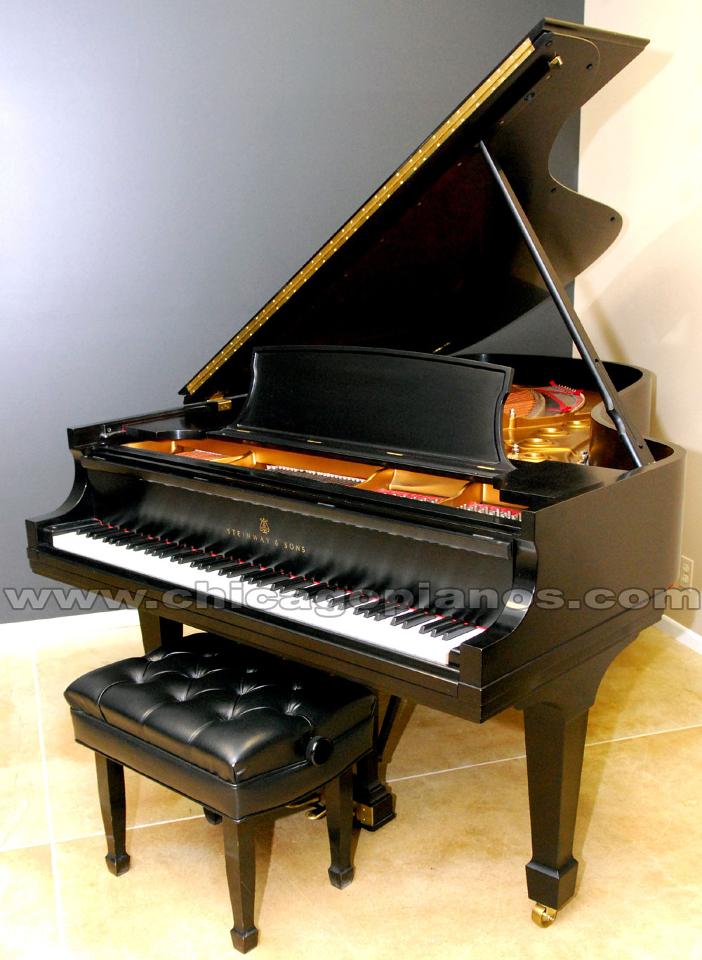 Used Steinway Pianos And Reconditioned Antique Steinway