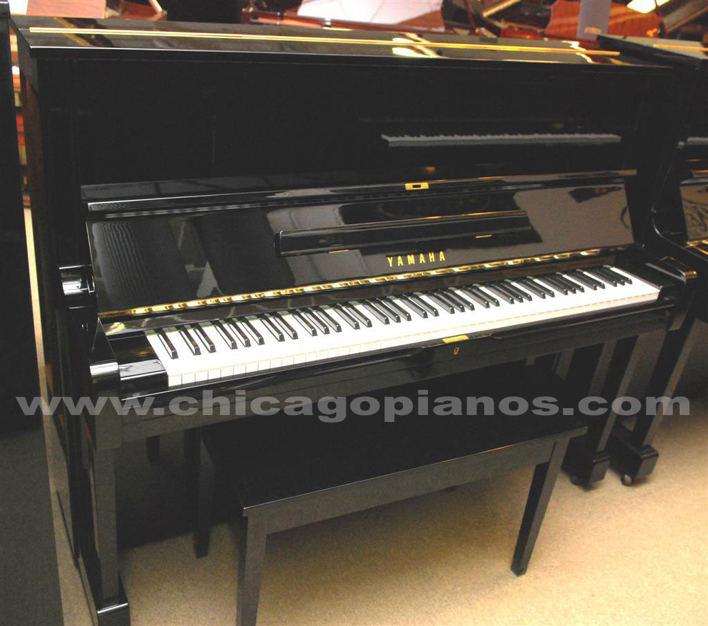 Chicago piano store pianos in chicago used and new for Yamaha u1 u3