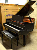 Yamaha DC2M4 Disklavier Player Grand Piano from Chicago Pianos . com