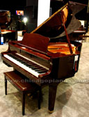 Yamaha DGC2 E3 Disklavier Player Grand Piano from Chicago Pianos . com